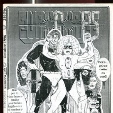 Cómics: EUROCORPS NUMERO 1, FANZINE SUPERHEROE. Lote 131151295