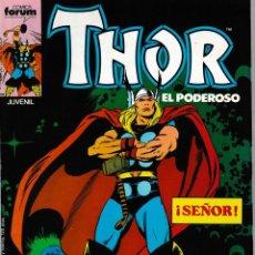 Cómics: THOR EL PODEROSO. FORUM 1983. Nº 47. Lote 131347251