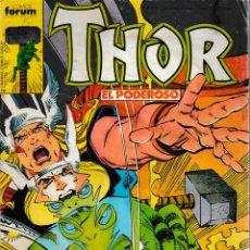 Cómics: THOR EL PODEROSO. FORUM 1983. Nº 46. Lote 131347267