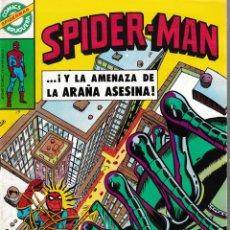 Cómics: SPIDERMAN. BRUGUERA 1980. Nº 7. Lote 176054008