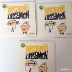 Cómics: MORTADELO Y FILEMON 4 DVD. Lote 131498914