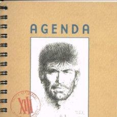 Cómics: AGENDA XIII,AÑO 1998,ORIGINAL FRANCÉS,ILUSTRACIONES WILIAM VANCE.. Lote 131500002
