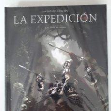 Cómics: LA EXPEDICIÓN 1 AL 3 COMPLETA - MARAZANO & FRUSIN - DIÀBOLO EDICIONES. Lote 131566174