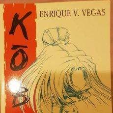 Cómics: KOBE I. ENRIQUE V. VEGAS. DUDE COMICS. Lote 131900994