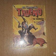 Cómics: CÓMICS....EL CAPITÁN TRUENO.....NÚMERO 1....EL REGRESO DEL CAPITÁN TRUENO....BRUGUERA..1986...... Lote 132014098