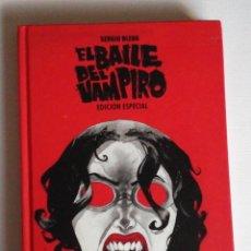 Cómics: EL BAILE DEL VAMPIRO, DE SERGIO BLEDA. EDICIÓN ESPECIAL COMMEMORATIVA. MUY BUENO. Lote 132101310