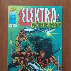 Cómics: ELEKTRA VS PUÑOS DE NAVAJA - N. 5 - PLANETA DEAGOSTINI. Lote 132105946