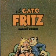 Cómics: COLECCIÓN TUMI N.4 , EL GATO FRITZ, R.CRUMB. Lote 132196902