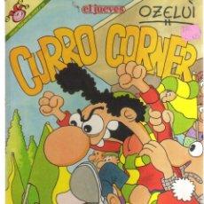 Cómics: CURRO CORNER EL JUEVES N,112. Lote 132289510