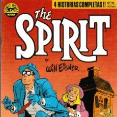 Cómics: THE SPIRIT. NORMA 1988. Nº 18. Lote 178403521