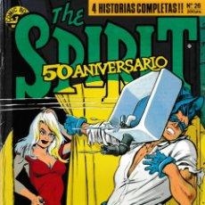 Cómics: THE SPIRIT. NORMA 1988. Nº 26. Lote 178403526