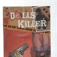 Cómics: DOLMEN: DOLLS KILLER. NICOLAS PONA AND SERGIO BLEDA. Lote 132572655