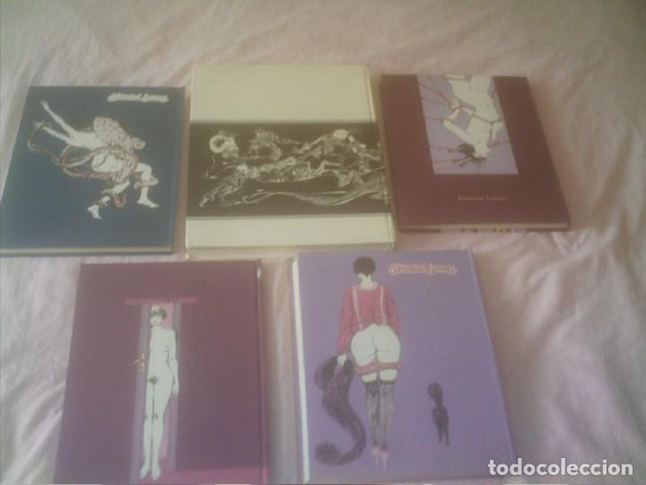 VALENTINA ,BIANCA ,HISTORIA DE O ,GUIDO CREPAX (Tebeos y Comics Pendientes de Clasificar)