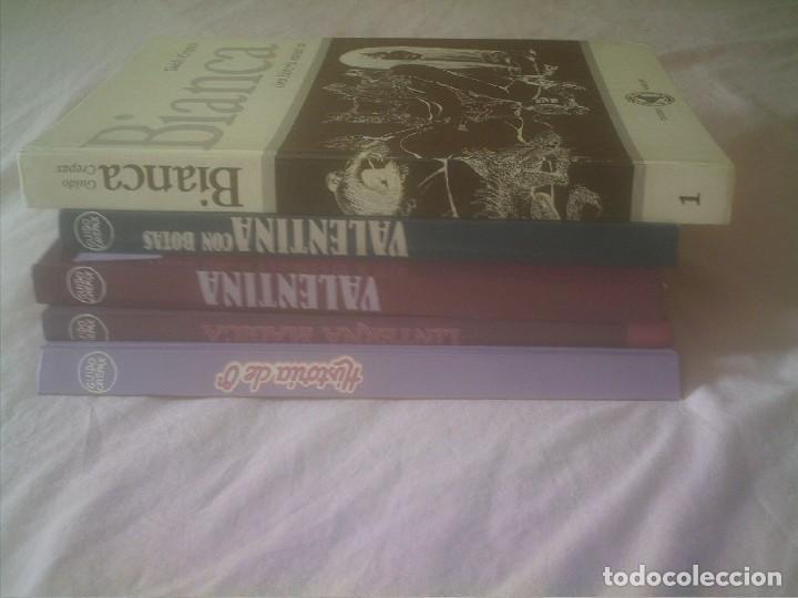 Cómics: VALENTINA ,BIANCA ,HISTORIA DE O ,GUIDO CREPAX - Foto 4 - 132586274
