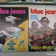 Cómics: COLECCION BLUE JEANS DEL 1 AL 16 MUY BUEN ESTADO NUEVA FRONTERA. Lote 132633270