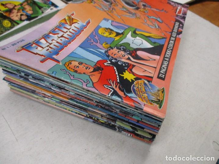 Cómics: COLECCION FLASH GORDON - ALEX RAYMOND COMPLETA + DAN BARRY 30 EJEMPLARES - EDICION HISTORICA - Foto 2 - 132634010