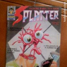 Cómics: COMIC DE EDITORIAL MAKOKI SPLATTER N,4 JULIO DE 1991. Lote 132706938