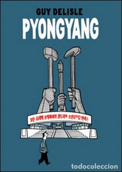 PYONGYANG (GUY DELISLE) ASTIBERRI - IMPECABLE - OFI15T (Tebeos y Comics - Comics otras Editoriales Actuales)