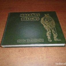 Cómics: HAZAÑAS BÉLICAS TOMO 1. FONDOS EDITORIALES SL. TORAY. 1991. Lote 132775522