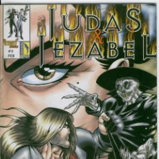 Cómics: JUDAS & JEZABEL N.4. Lote 132792334