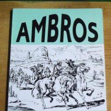 Cómics: RELATOS CORTOS DE AMBROS NUMERO 01. Lote 132942954