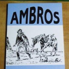 Cómics: RELATOS CORTOS DE AMBROS NUMERO 02. Lote 132943010