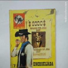 Cómics: LEY DEL OESTE Nº 22: ENCRUCIJADA. ENCRUCIJADA. TDKC21. Lote 132955662