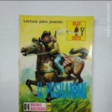 Cómics: GRAN OESTE Nº 352. EL PUSILANIME. PRODUCCIONES EDITORIALES. NOVELA GRAFICA. TDKC21. Lote 132955886