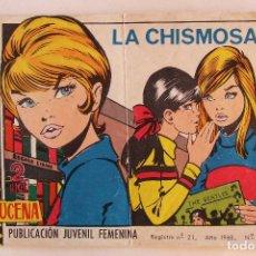 Cómics: TEBEO AZUCENA CON LOS BEATLES EN LA PORTADA AÑOS 60. Lote 133005282