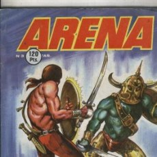 Cómics: DALMAU: ARENA NUMERO 3: ARENA-SUPERBOY. Lote 55484382
