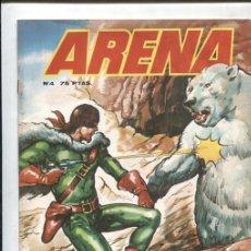 Cómics: DALMAU: ARENA NUMERO 3: ARENA-SUPERBOY. Lote 133019243