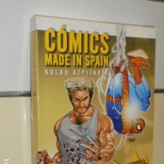 Cómics: COMICS MADE IN SPAIN KOLDO AZPITARTE - PRETEXTOS DOLMEN - OFERTA. Lote 133885878