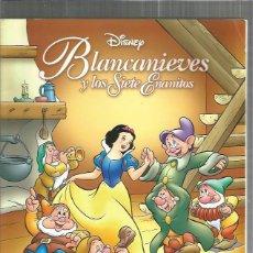 Cómics: BLANCANIEVES EL MUNDO 1. Lote 133373298