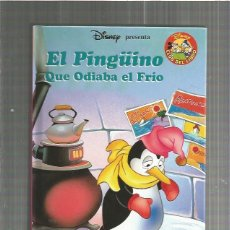 Cómics: PINGUINO QUE ODIABA EL FRIO. Lote 133379578
