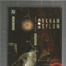 Cómics: BATMAN ARKHAM ASYLUM NORMA. Lote 133386766