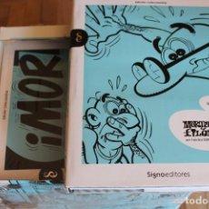Comics: MORTADELO Y FILEMÓN - COMPLETA SIGNO EDITORES - 10 TOMOS GRÁN FORMATO - NUEVOS (PRECINTADOS). Lote 133536510