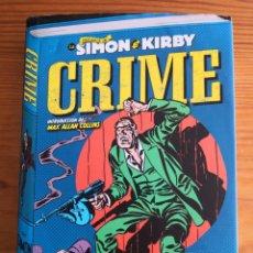 Fumetti: LA BIBLIOTECA DE SIMON Y KIRBY CRIME. Lote 133597694