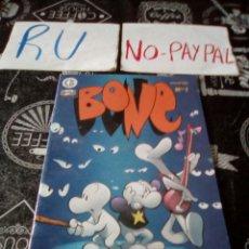 Cómics: BONE 1 JEFF SMITH DUDE COMICS. Lote 133609014