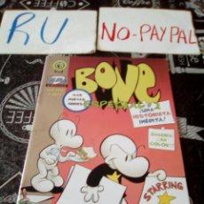 Cómics: BONE ESPECIAL 2 JEFF SMITH DUDE COMICS. Lote 133610606