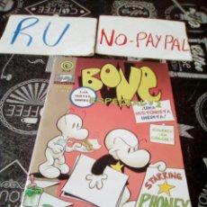 Cómics: BONE ESPECIAL 2 JEFF SMITH DUDE COMICS. Lote 133610791