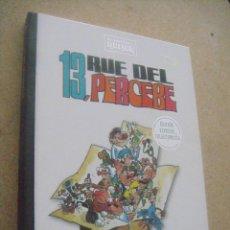 Cómics: 13, RUE DEL PERCEBE- CLÁSICOS DEL HUMOR - ED. RBA. Lote 133776410