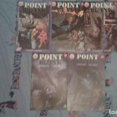 Cómics: POINT BLACK: COMPLETA EN 5 NUMEROS: PLANETA. Lote 60966999