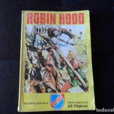 Cómics: VENCER. ROBIN HOOD Nº 8. EL BURLADOR BURLADO PRODUCCIONES EDITORIALES, 1981 . Lote 133781058