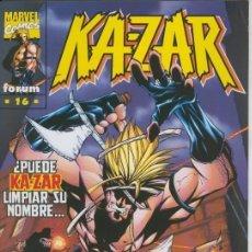 Comics: KAZAR VOLUMEN 1 NUMERO 16. Lote 55528601