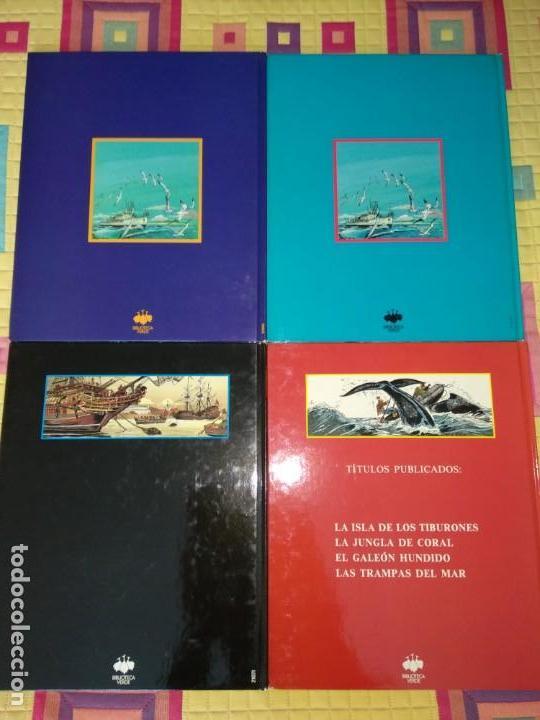 Cómics: Lote comics Cousteau - Foto 2 - 133907054