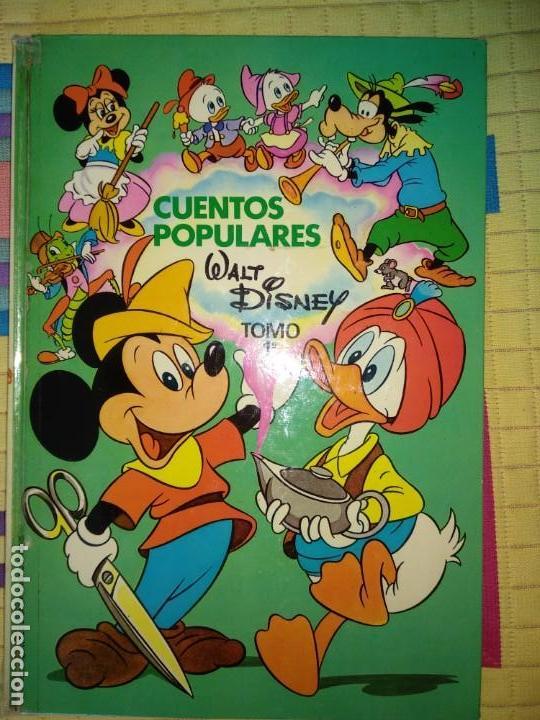 CUENTOS POPULARES WALT DISNEY (Tebeos y Comics Pendientes de Clasificar)