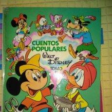 Cómics: CUENTOS POPULARES WALT DISNEY. Lote 133907258