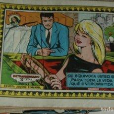 Cómics: AZUCENA EXTRAORDINARIO Nº 82 REVISTA JUVENIL FEMENINA ORIGINAL. Lote 133912758