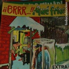 Cómics: EXTRA DE EL DDT EDITORIAL BRUGUERA 1961 IBAÑEZ GOSSET. Lote 133913438