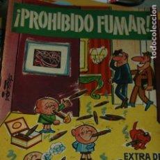Cómics: EXTRA DE EL DDT EDITORIAL BRUGUERA 1961 SEGURA VAZQUEZ. Lote 133913486